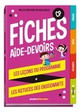 Play Bac - Fiches aide-devoirs CP.