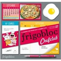 Play Bac - Frigobloc Chefclub - Le calendrier maxi-aimanté pour se simplifier la vie ! Avec un critérium.