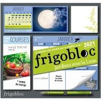 Play Bac - Frigobloc Jardinez avec la Lune - Le calendrier maxi-aimanté pour se simplifier la vie ! Avec un critérium.