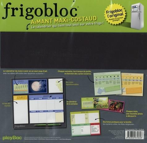 Frigobloc Jardinez avec la Lune. Le calendrier maxi-aimanté pour se simplifier la vie ! Avec un critérium  Edition 2021