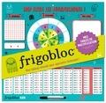 Play Bac - Frigobloc Mes tables de multiplication - Mon tableau aimanté pour apprendre facilement ! Avec un feutre effaçable.