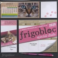 Accentsonline.fr Frigobloc spécial chats - Le calendrier maxi-aimanté pour se simplifier la vie! Image
