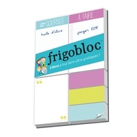 Play Bac - Frigobloc - 6 blocs à tout faire ultra-pratiques !.