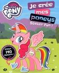 Play Bac - Je crée mes poneys sticker fun !.