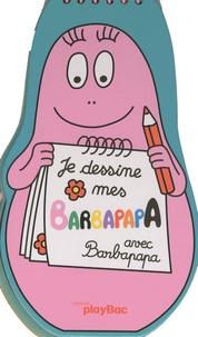 Play Bac - Je dessine mes Barbapapa avec Barbapapa.