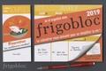 Play Bac - Je m'organise avec Frigobloc (Marmiton : les meilleures recettes) - Le calendrier maxi-aimanté pour se simplifier la vie ! Avec un criterium.
