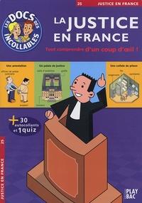 Play Bac - La justice en France.