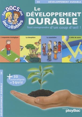 Play Bac - Le développement durable.