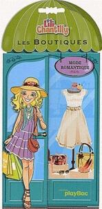Play Bac - Les boutiques - Mode romantique.