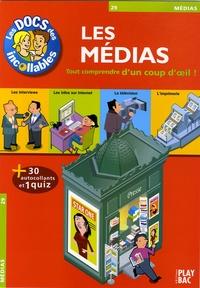 Play Bac - Les Médias.