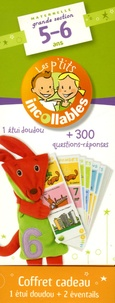 Play Bac - Les p'tits incollables maternelle grande section 5-6 ans.