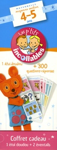 Play Bac - Les p'tits incollables maternelle moyenne section 4-5 ans.