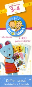 Play Bac - Les p'tits incollables maternelle petite section 3-4 ans.