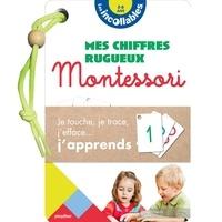 Play Bac - Mes chiffres rugueux Montessori.