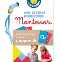 Play Bac - Mes lettre rugueuses Montessori.