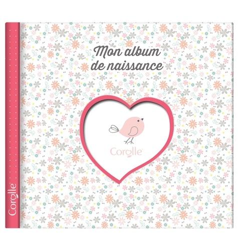 Mon Album De Naissance Corolle Grand Format