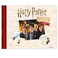 Play Bac - Mon album de photos de classe primaire Harry Potter - Avec + 30 stickers.