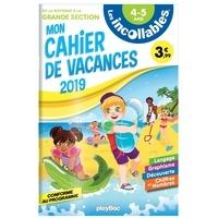 Ebooks à télécharger gratuitement pour mobile Mon cahier de vacances de la moyenne à la grande section par Play Bac 9782809665932 in French FB2