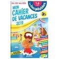 Play Bac - Mon cahier de vacances du CE1 au CE2.