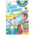 Play Bac - Mon cahier de vacances du CM1 au CM2.