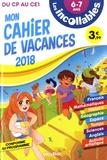Play Bac - Mon cahier de vacances du CP au CE1.