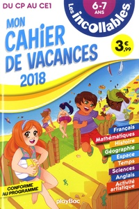 Livre Mon Cahier De Vacances Du Cp Au Ce1 Pdf