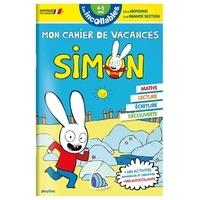 Play Bac - Mon cahier de vacances Simon - De la moyenne à la grande section.