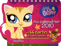 Play Bac - Mon calendrier 2010 Littlest PetShop - 66 cartes à collectionner.