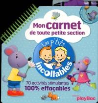 Play Bac - Mon carnet de toute petite section.