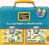 Play Bac - Mon Cartable de Maternelle 3-4 ans - Tout le programme de la Petite Section.