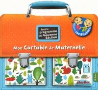 Play Bac - Mon Cartable de Maternelle 4-5 ans - Tout le programme de Moyenne Section.
