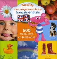 Play Bac - Mon imagerie en photos français-anglais.