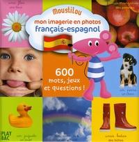 Histoiresdenlire.be Mon imagerie en photos français-espagnol Image