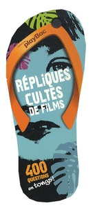 Play Bac - Répliques cultes de films.