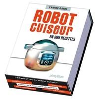 Play Bac - Robot cuiseur en 365 recettes.