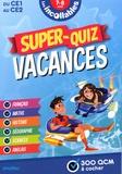 Play Bac - Super-Quiz vacances du CE1 au CE2.