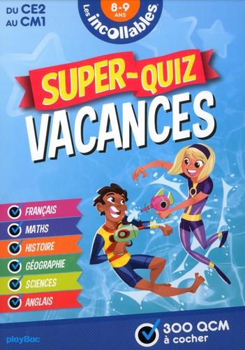 Play Bac - Super-Quiz vacances du CE2 au CM1.