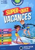 Play Bac - Super-Quiz vacances du CM1 au CM2.