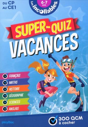 Play Bac - Super-Quiz vacances du CP au CE1.