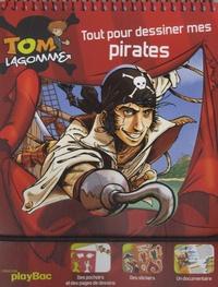 Play Bac - Tom Lagomme, tout pour dessiner mes pirates.