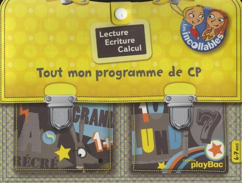 Tout mon programme de CP - Lecture, écriture, calcul. 6-7 ans - Play Bac