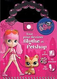 Play Bac - Tout pour dessiner Blythe et Petshop.