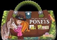 Play Bac - Tout pour dessiner mes poneys.