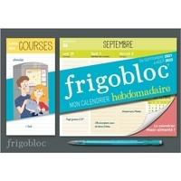 Playbac - Frigobloc mon calendrier hebdomadaire - Le calendrier maxi-aimanté ! Avec un criterium.