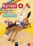 Playway 4. Rainbow Edition. Activity Book. Nordrhein-Westfalen - Arbeitsmaterial für den Englischunterricht 4. Schuljahr. Arbeitsmaterialien für den Englischunterricht an Grundschulen ab Klasse 3.