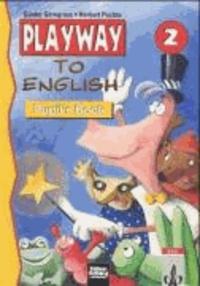 Playway to English 2. Pupils Book - Arbeitsmaterialien für den Englischunterricht. Mit Bildgeschichten, Suchbildern, Puzzles, Ergänzungsbildern und Hörlabyrinthen. (Edition Helbling).