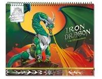 Ples - Iron Dragon - Plus de 270 autocollants.