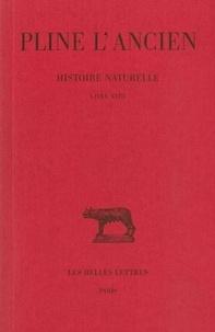 Pline l'Ancien - Histoire naturelle Livre XVIII.