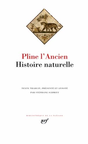 Pline l'Ancien - Histoire naturelle.