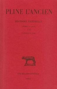 Pline l'Ancien - Histoire naturelle - Livre V, 1re partie 1-46, L'Afrique du Nord.